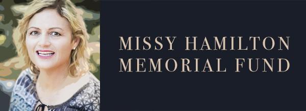 missy hamilton memorial fund